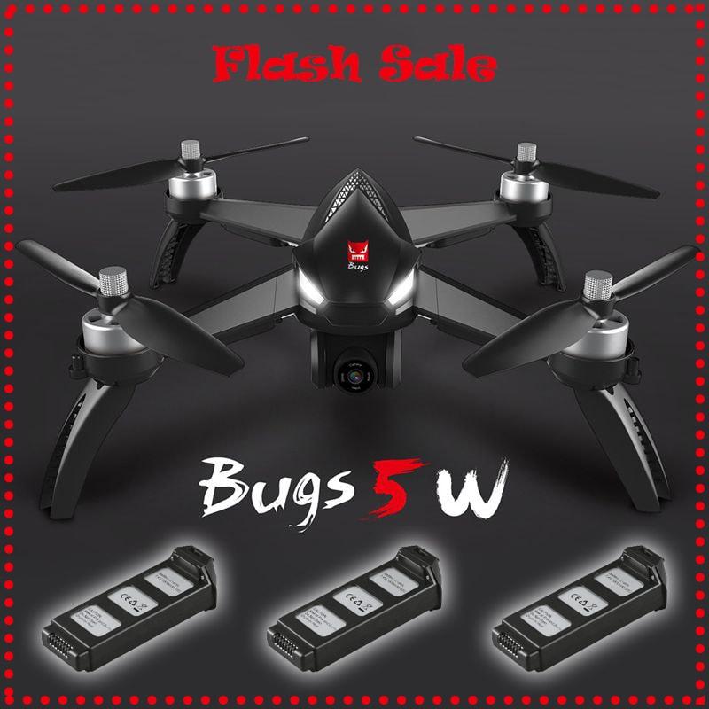 mjx Bugs 5w kamerás drón