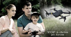 Top 5 olcsó drón